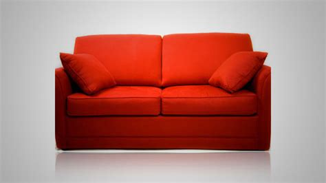 on the red couch where are you most productive when working at home