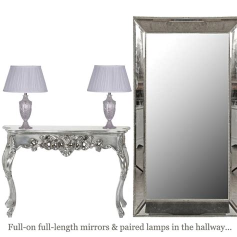 strictly studded huge floor mirror french bedroom company do come in inspiration for your hallway the french