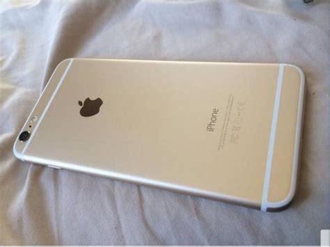 Iphone 6s 128gb Gold Second Original 1 image gallery iphone 6 plus gold sale