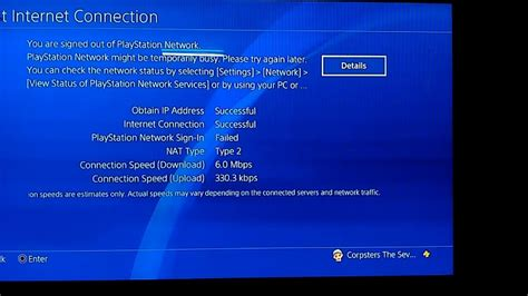 Ps3 Tester by Ps3 Connection Test Psn Failed Local Peer Discovery