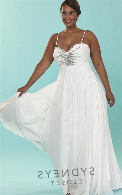 Size Informal Wedding Dresses by Plus Size Informal Wedding Dresses With Sleeves Pluslook