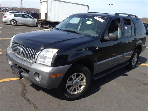 auto air conditioning repair 2003 mercury mountaineer seat position control service manual buy car manuals 2009 mercury mountaineer regenerative braking mercury