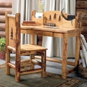 log desk rocky mountain log desk chair cabin decor coupons