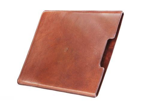 Plaid Leather Macbook Air 13 macbook air sleeve brown by danny p