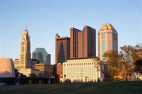 Executive Mba Columbus Ohio by Explored Columbus Ohio The Leveque Tower And Its