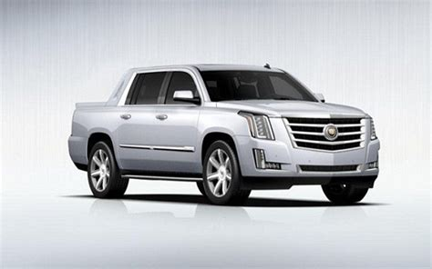 cadillac truck 2018 cadillac escalade ext release date price and specs