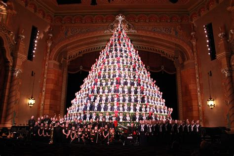 america s tallest singing christmas tree 171 every county