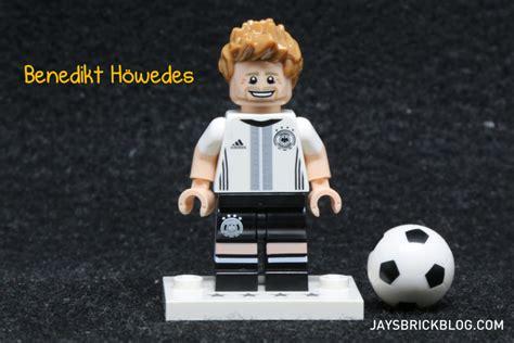 Minifigure Replika Lego Mats Hummels German Soccer Player review lego german football team minifigures