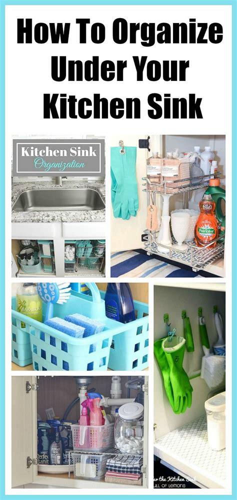 under organization ideas 25 best ideas about under kitchen sinks on pinterest