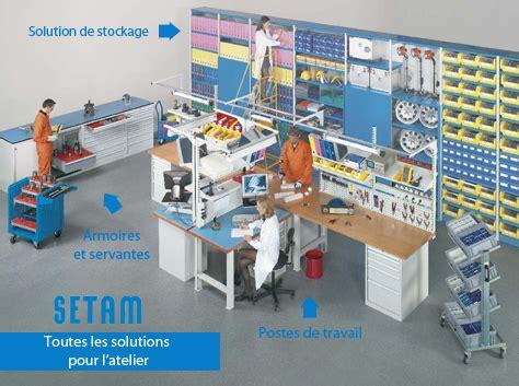 Garage Dimensions by Am 233 Nagement Atelier Setam