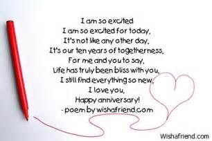 Wedding Wishes Christian Anniversary Poems