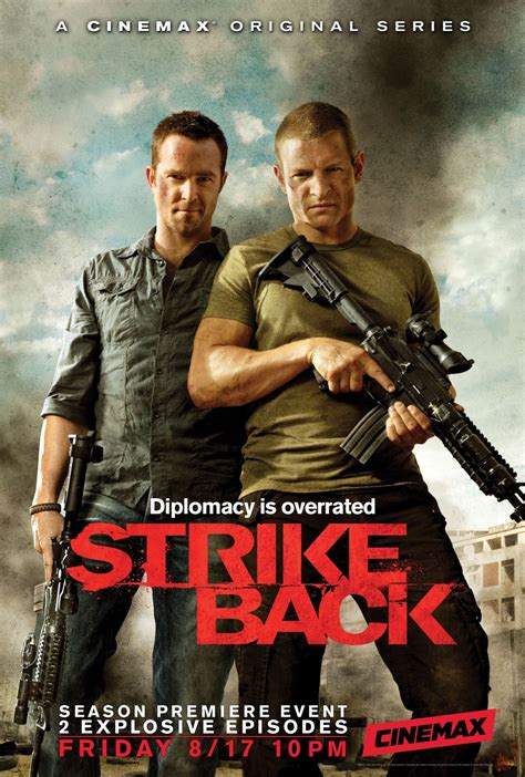 Strike Back Season 5 strike back season 5