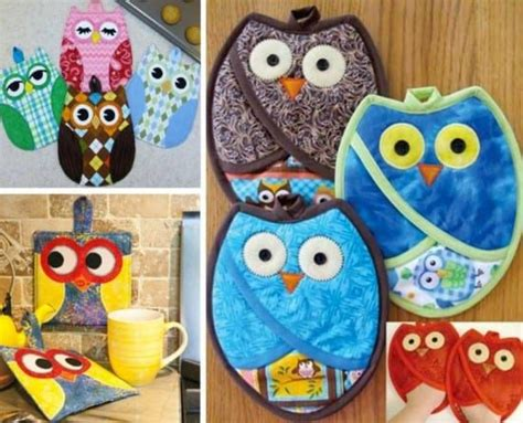 pattern for owl remote holder owl pot holders tutorial free pattern included video tutorial