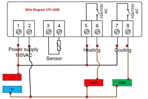 stc 1000 wiring diagram 23 wiring diagram images