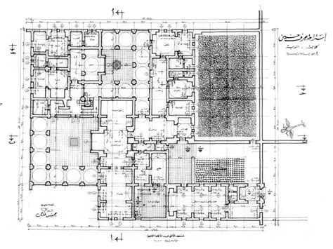 working drawing floor plan sadat resthouse principal rest house working drawing
