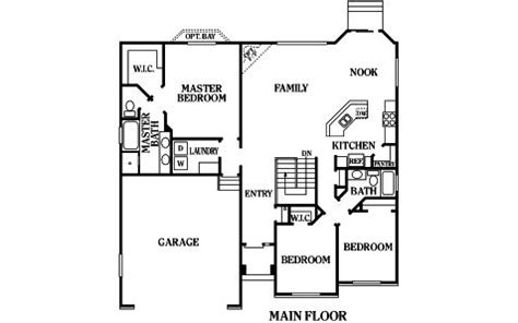 roosevelt floor plan roosevelt perry homes