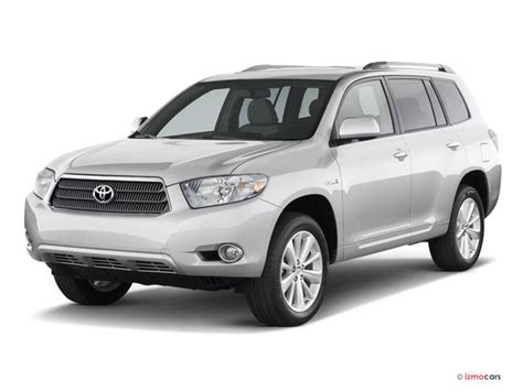 Toyota Highlander 2010 Price 2010 Toyota Highlander Hybrid Prices Reviews And Pictures