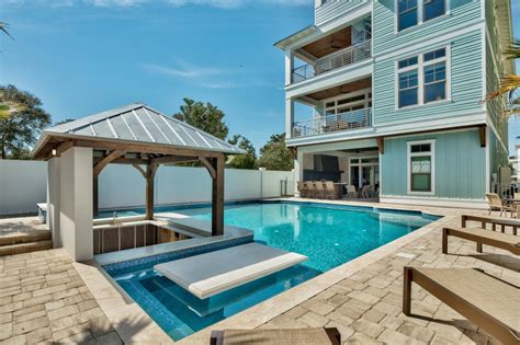 Destin Luxury Beach Homes Destin Vacation Home Rentals Destin Luxury Vacation Homes