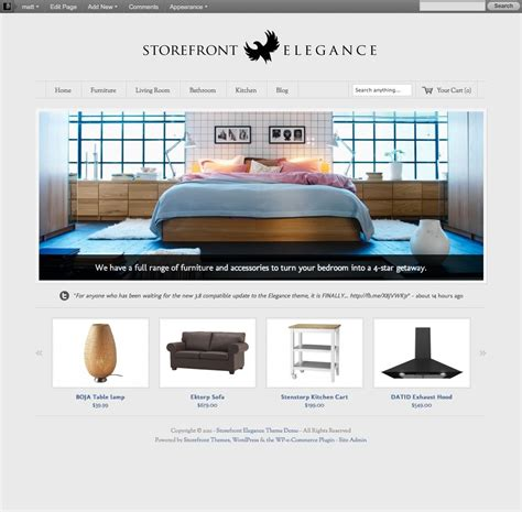 elegance storefront themes premium wordpress themes