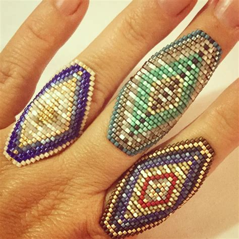 peyote stitch beading some busy fingers this week quot brick or peyote stitch