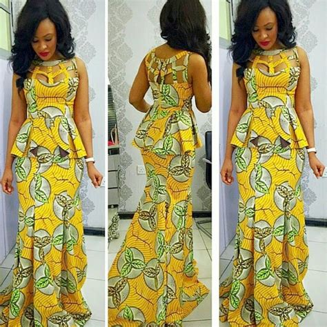 latest fashion skirt and blouse ankara styles latest ankara skirt and blouse styles in nigeria 2016