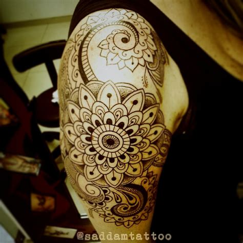 tattoo mandala indiana significado saddam tattoo studio
