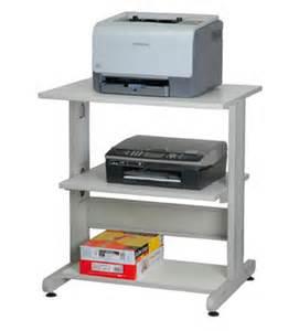 meuble pour poste imprimante par touslescables
