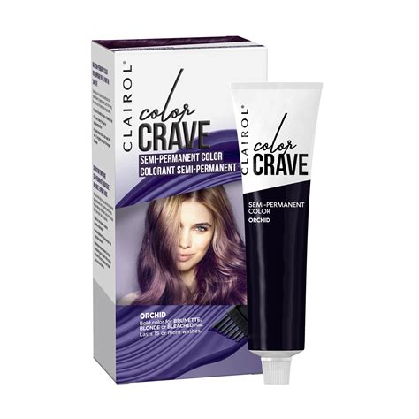 clairol color clairol color crave semi permanent hair color