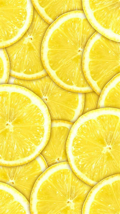 wallpaper iphone 6 yellow tap and get the free app cute yellow lemon wallpaper