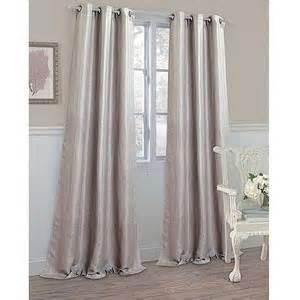 blue curtains kitchen  curtain rod target solid faux silk taffeta graphite curtain panel