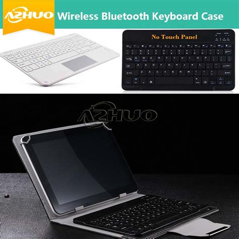 Keyboard Bluetooth Asus universal touchpad bluetooth keyboard for asus zenpad 10 z300cl z300cg z300c 10 1 quot tablet