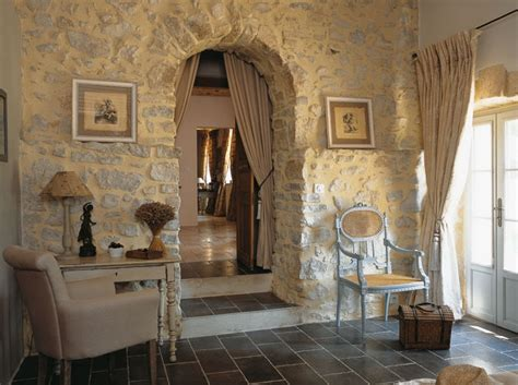french homes interiors dream french country stone house decoholic