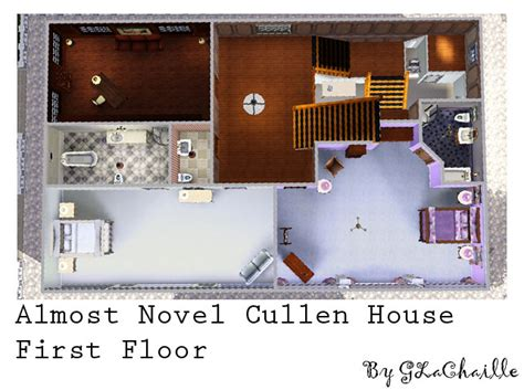twilight house floor plan pin cullen davis house on pinterest