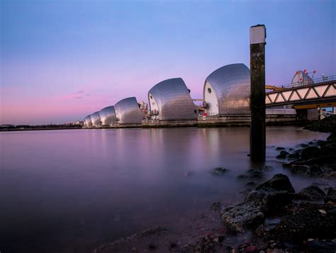 thames barrier uk photographing the thames barrier