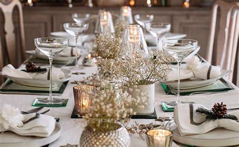 tavola natalizia elegante la tavola di natale colli euganei