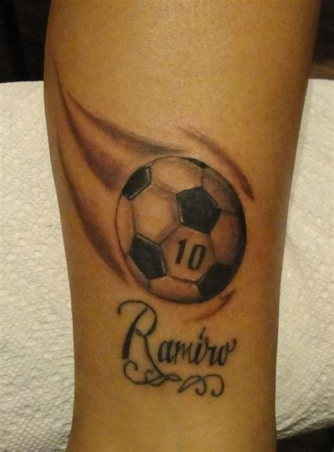 soccer ball tattoo picture at checkoutmyink com