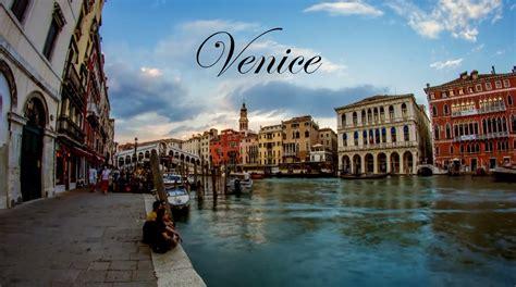 travel to venice italy