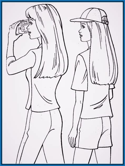 imagenes para dibujar mejores amigas lazos sentimentales dibujos bonitos para una amiga