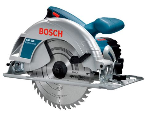Bosch Gks 190 Switch circular saws