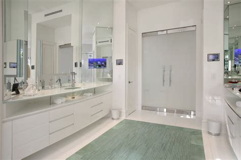 how many bathrooms are in the white house the white house contemporary bathroom miami by boca theater and automation