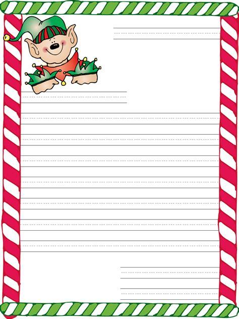 Step into 2nd grade with mrs lemons santa letter freebies