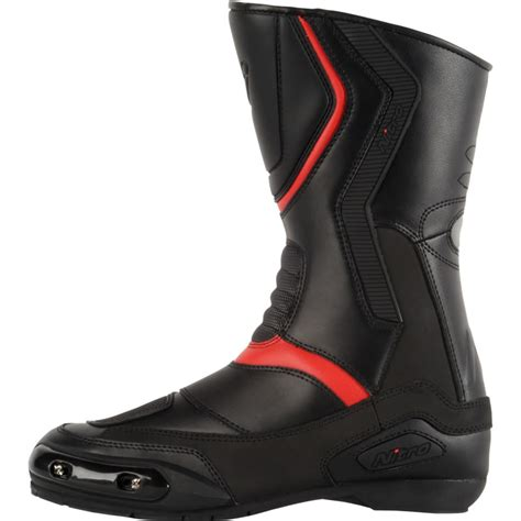 waterproof cruiser motorcycle boots nitro nb 41 cruiser touring leather waterproof motorbike