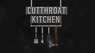 cutthroat kitchen free cutthroat kitchen concept title sequence on vimeo