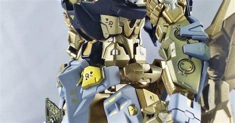 Gundam Decal Gd111 1 144 Rg Gundam Astray Frame Gundam Rg 1 144 Gundam Astray Gold Frame Painted Build