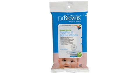 Dr Browns Healthy Wipes 30 S 7 best pacifier wipes for cleaning and sanitizing may 2018 parent guide