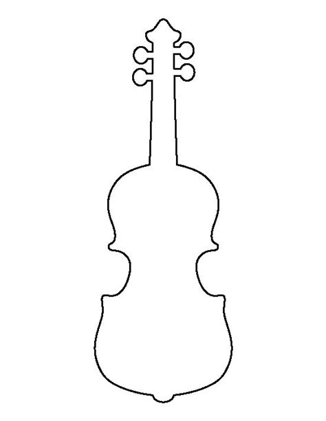 printable violin cards template 297 best images about templates 2 on paper