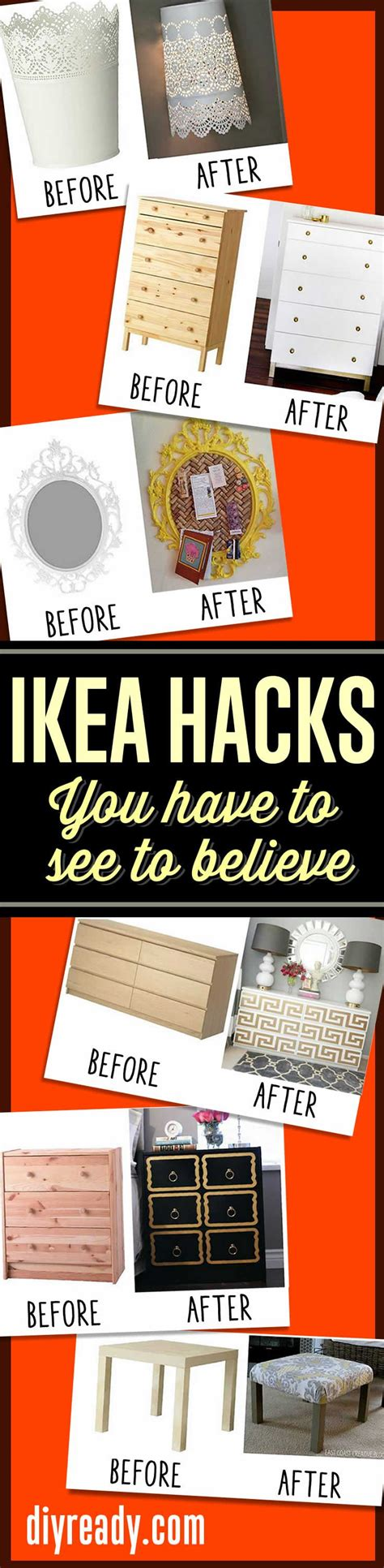 hacking ideas decor hacks ikea hack ideas ikea furniture hacks you