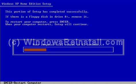 xp configure timezone windows xp home fresh clean install from cd