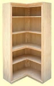 unfinished corner bookcase quality wood furniture unfinished bookcases leesville