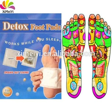 Japan Detox Patch Review by 100 Herbal Japanese Detox Foot Patch Foot Slim